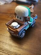 Disney Cars Whee Hoo Winter Mater Saves Christmas Toys R Us Exclusive Loose 2010