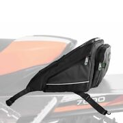 Arctic Cat Seat Pack Storage Bag Cargo Pouch - 2014-2019 Zr Xf M 7000 - 6639-838