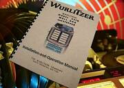 Wurlitzer 5210 And Stepper Wall Box Installation And Operation Manual 34 Page