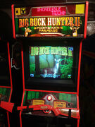 Big Buck Hunter Call Of The Wild Arcade Machine By It Excellent Condition