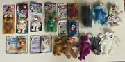 Ty Beanie Baby Stuffed Animal Beanbag Plush Mostly Tagged Sealed Toys Lot Of 16