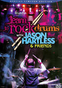 Learn To Rock Drums With Jason Hartless And Friends - Special Limited Edition