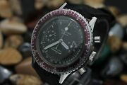 Vintage Wittnauer Geneve Professional Chronograph Ref. 7004a S.s. Diver's Watch