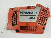 Husqvarna 353 Chainsaw Pull Side Cover