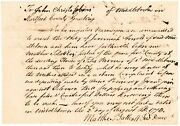 Colonial Currency Ct 1773 Arrest Warrant For Counterfeiting Dollars