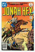 Jonah Hex 2 7.0 1st Appearance Of El Papagayo Ow Pgs 1977 B