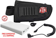 Atn Power Weapon Kit Protective Cover Shell Holder 20000mah Rangefinder Battery