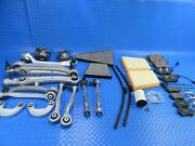 Bentley Flying Spur Gt Gtc Suspension Arm Bearing Filters Service Kit 7778