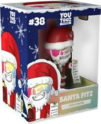 Santa Fitz Youtooz Figure Collectible [sold Out]