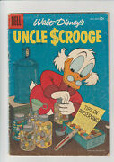 Uncle Scrooge 15 Good 1956 Dell Comic Canning