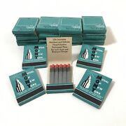 25 Vintage Mutual Of New York Insurance Mony Promotional Match Books Unused