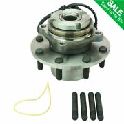 Timken Ha590425 Front Wheel Hub And Bearing For 99 Super Duty Pickup Truck 4wd 4x4
