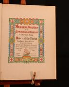 1878 Armorial Registry Of The Sovereigns And Knights Colour Plates Very Scarce