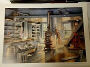 Charles Peterson Andersonand039s Store 447/950 Large Size Ce Coa Very Rare 1990