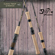 G Loomis Trout And Panfish Spinning Rod Sr842-2 Glx