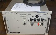 Elgar 1751sx-14 Variable Frequency Power Supply And 400sd Pip Plugin
