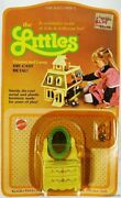 The Littles Dresser And Lamp 1795 New Never Removed From Pack 1980 Mattel, Inc.