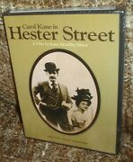 Hester Street Dvd, New And Sealed, Very Rare Edition,with Oscar Nominee Carol Kane