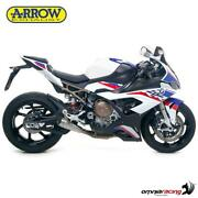 Arrow Full Exhaust Competition Low Titanium And Collectors Bmw S1000rr 2019/