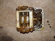 Ford 8n Tractor Good Working Late Model Hydraulic Pump Assembly W/ Cover