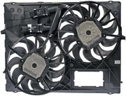 New Engine Radiator Dual Cooling Fan Assembly Dorman 621-453