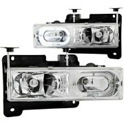 Anzo 111006 Headlight For 88-98 Chevrolet C1500 Left And Right