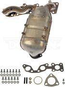 Front Exhaust Manifold W/catalytic Converter,no Sale Ca,ny,me Dorman 674-835