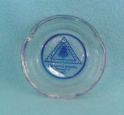 1983 Telephone Pioneers Of America 60th General Assembly Souvenir Ashtray