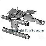 74643 4-seasons Four-seasons Heater Valve Front New For Ram Truck Fury Charger I