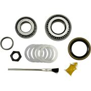 Pk D44-ifs-e Yukon Gear And Axle Ring And Pinion Installation Kit Front New