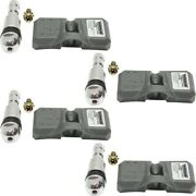 Set-rb974028-4 Dorman Set Of 4 Tpms Sensors New For Town And Country Dodge 3 5 2