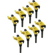 140037-8 Accel Ignition Coils Set Of 8 New For Ram Truck Dodge 1500 Jeep 2500