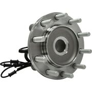 Wh515102 Quality-built Wheel Hub Front Driver Or Passenger Side New Rh Lh