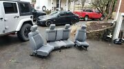 Jeep Wrangler Jku Seats For Four Door Great Condition Front And Back
