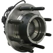 Wh590435 Quality-built Wheel Hub Front Driver Or Passenger Side New 4wd 4x4