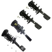 Set-kysr4002-c Kyb Set Of 4 Shock Absorber And Strut Assemblies New For Chevy