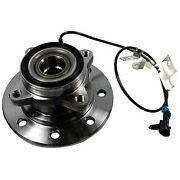 402.66007e Centric Wheel Hub Front Driver Left Side New For Chevy Suburban Lh