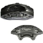 Set-ac1722591-f Ac Delco 2-wheel Set Brake Calipers Front Driver And Passenger New