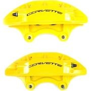 Set-ac1722620-f Ac Delco Brake Calipers 2-wheel Set Front Driver And Passenger New