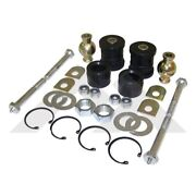Rt21016 Rt Off-road Control Arm Bushing Kit Front Or Rear New For Jeep Wrangler