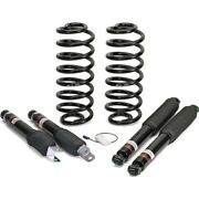C-3182 Arnott Coil Spring Conversion Kit Front And Rear New For Chevy Avalanche