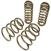 6130020 Hurst Lowering Springs Set Of 4 Rear New Coupe For Ford Mustang 11-14