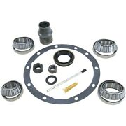 Bk C8.75-c Yukon Gear And Axle Ring And Pinion Installation Kit Rear New For Dodge