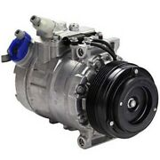471-1119 Denso A/c Ac Compressor New For 323 325 328 330 525 528 530 With Clutch