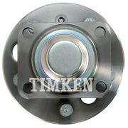 513018 Timken Wheel Hub Rear Driver Or Passenger Side New For Chevy Olds Rh Lh