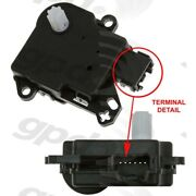 1712291 Gpd Heater Blend Door Actuator New For F150 Truck Ford F-150 Expedition
