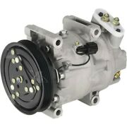 68427 4-seasons Four-seasons A/c Ac Compressor New With Clutch For Pathfinder