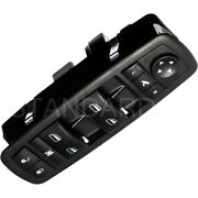 Dws-844 Power Window Switch Front Driver Left Side New Black Lh Hand For Dodge