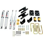 999sp Belltech Lowering Kit New For Chevy Chevrolet Colorado Gmc Canyon 15,17
