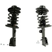 Set-kysr4038-f Kyb Shock Absorber And Strut Assemblies Set Of 2 New Lh And Rh Pair